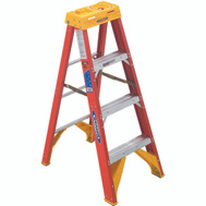 Werner 6204 4 Ft. Fiberglass Stepladder