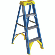 Werner 6004 Ladder Step Fbrgls Type1 4Ft
