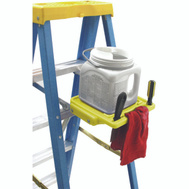 Werner PK76-9 Pail Shelf Step Ladder Plastic