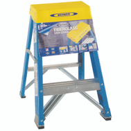 Werner 6002 2 Ft. Fiberglass Stepladder