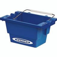 Werner AC50-JB-3 Ladder Bucket 25 Pound Capacity