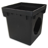 NDS 1200/1212SD2 12 Inch 2 2-Way Opening Catch Basin