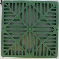 NDS 1212 12 By 12 Inch Green Square Grate