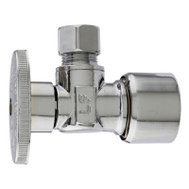 Brass Craft MP2622PCPOLF Master Plumber 5/8 By 3/8 Push Fit Valve