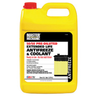 Old World Automotive MEA053 Master Mechanic 1 Gallon 50/50 Extended Life Anti-Freeze And Coolant