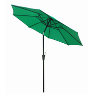 Four Seasons ECO908D709-P31 FS 9 Foot GRN STL Umbrella