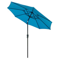 Four Seasons ECO908D709-P33 FS 9 Foot Teal STL Umbrella