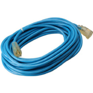 HWG Kintron 02468-06ME Master Electrician 50 Foot 14/3 Blue Extension Cord