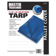 Kaps Tex KT-PC544B 5 By 4 By 4 Blue Tarp Cover