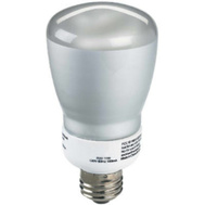 EarthTronics R214SW1B WestPointe 14 Watt Compact Fluorescent Soft White Replacement Flood Bulb With 500 Lumen
