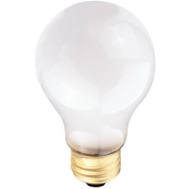 Globe Electric 70860 WestPointe 100 Watt Frosted Rough Bulb