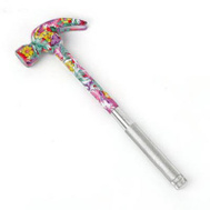Hangzhou 704686 Master Mechanic Six In One Floral Grip Claw Hammer Set