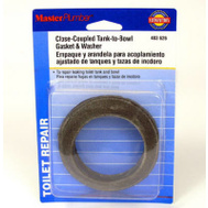 Brass Craft 403626 Master Plumber Toilet Tank To Bowl Gasket And Washer