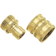 Fiskars 09QCGT Green Thumb Quick Connector Brass Set