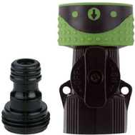 Fiskars 29QCGT Green Thumb Quick Connector Hose End Connector Set