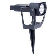 Sterno Home Inc TV28574BK Four Seasons FS 3/1 Solar Spot Light