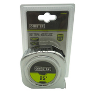 Apex Tool Group 217928 Master Mechanic Tape Measure 25 Foot By 1 Inch Chrome