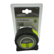 Apex Tool Group 217930 Master Mechanic Tape Measure 30 Foot By 1-3/16 Inch ABS Co-Molded TRP