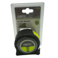 Apex Tool Group 217966 Master Mechanic Tape Measure 16 Foot By 1-3/16 Inch ABS Co-Molded TRP