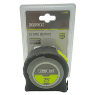 Apex Tool Group 217967 Master Mechanic Tape Measure 25 Foot By 1-3/16 Inch ABS Co-Molded TRP