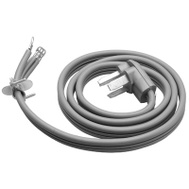 HWG Kintron 09126ME Master Electrician 6 Foot 10/3 Gray Dryer Cord