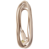 HWG Kintron 03535ME Master Electrician 12 Foot 14/3 Beige Appliance Cord