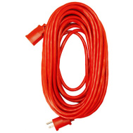 PHW Genting 02409ME Master Electrician 100 Foot 14/3Red Extension Cord