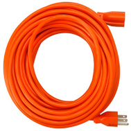 PHW Genting 02308ME Master Electrician 50 Foot 16/3 Orange Extension Cord