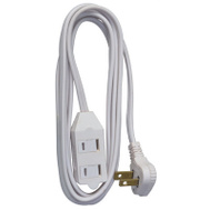 HWG Kintron 09417ME Master Electrician 7 Foot 16/2 White Extension Cord