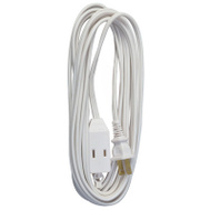 HWG Kintron 09415ME Master Electrician 20 Foot 16/2 White Extension Cord