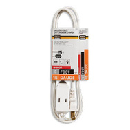 HWG Kintron 09411ME Master Electrician 6 Foot 16/2 White Extension Cord