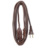 HWG Kintron 09405ME Master Electrician 20 Foot 16/2 Brown Extension Cord