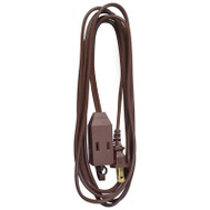 HWG Kintron 09402ME Master Electrician 9 Foot 16/2 Brown Extension Cord
