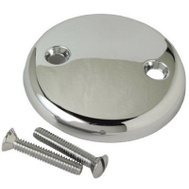 Brass Craft 776-446 Master Plumber Chrome Waste/Over Plate
