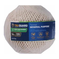 Richelieu America 641981 Tru Guard Twisted Cotton #16 By 510 Feet Wrapping Twine 5 Pound Rated