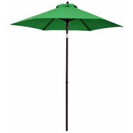 Four Seasons ECO706IT-P31 FS 7 Foot GRN STL Umbrella