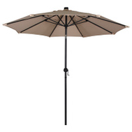 Four Seasons ECO908D709-P22 FS 9 Foot BGE STL Umbrella