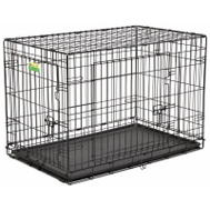 Midwest Pets PE-836DD PE 36 Inch 2DR Dog Crate