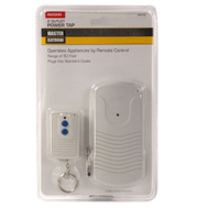 KAB RC-004/TR-009-1B Master Electrician Two Outlets Indoor Wireless Remote Control 13 Amp