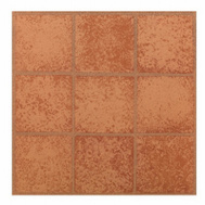 Max KD0203 30PC Crimson Floor Tile