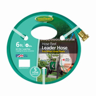 Teknor Apex 887-6 Green Thumb 6 Foot Hose Reel Lead Hose