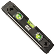 Hangzhou 163012 Master Mechanic 9 Inch Aluminum Magnetic Torpedo Level