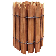 Greenes Fence RC24B Cedar Trim Fence 16 Inch By 12 Foot