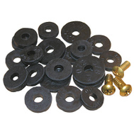 Larsen Supply 02-1263 23 Pack Flat Washer Assorted