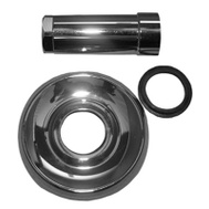 Larsen Supply 0-2989 Delta Chrome Escutcheon Kit