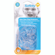 Safety 1st Dorel 1711 Ultra Clear Outlet Cover