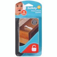 Safety 1st Dorel 48446 Cabinet And Drawer Latch