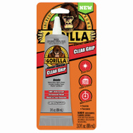 Gorilla Glue 8040002 Glue Clear Grip Contact 3 Ounce