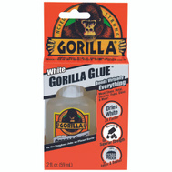 Gorilla Glue 5201205 Glue Gorilla White 2 Ounce Bottle