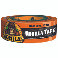 Gorilla Glue 6035060 Tape Gorilla Black 35 Yards